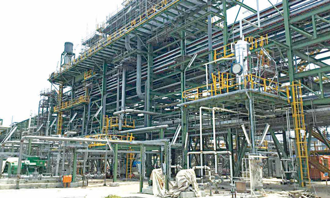 57,000 manpower expected on site as Dangote Refinery heads to 2022 delivery