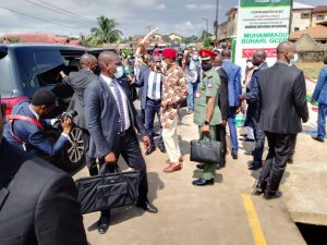 Presidential visit cripples economic activities in Imo