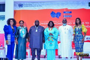 ECA,350 partners push for economic empowerment of African women, youths